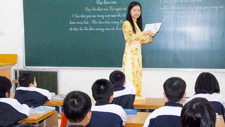 Tay Ninh thong bao chi tieu tuyen dung giao vien - Anh 1