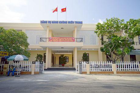 Xu ly sai pham tai Cang vu Hang khong mien Trung: Gio cao, danh khe (?) - Anh 1