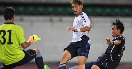De dang danh bai Tajikistan, Nhat Ban vao ban ket gap U19 Viet Nam - Anh 1