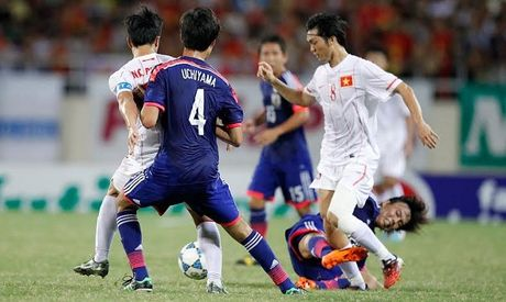 Lich su doi dau U19 Viet Nam – U19 Nhat Ban: Khi 'Nui Phu Si' qua sung sung - Anh 1