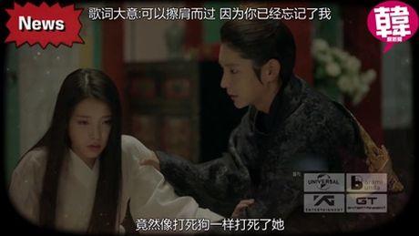 Nguoi tinh anh trang tap 18: IU se tu hon de Lee Jun Ki lay cong chua? - Anh 3