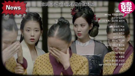 Nguoi tinh anh trang tap 18: IU se tu hon de Lee Jun Ki lay cong chua? - Anh 4