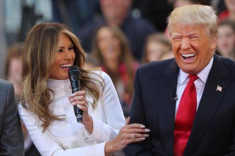 Nghi van vo ty phu Donald Trump doi ly di - Anh 1