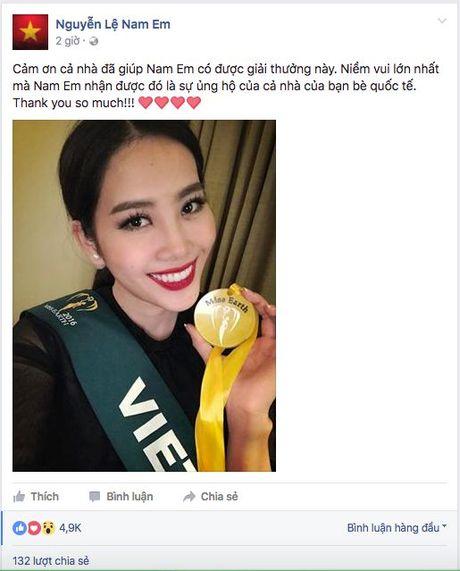 Nam Em doat giai Hoa hau Anh tai Hoa hau Trai dat 2016 - Anh 2