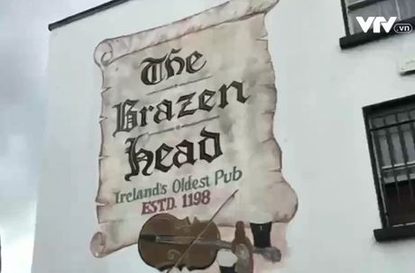 Quan ruou - Mot phan van hoa cua nguoi Ireland - Anh 1