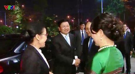 Thu tuong Lao tham du cac Hoi nghi tai Viet Nam - Anh 1