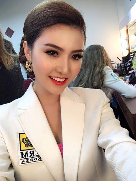 Nhan sac doi thuong dang nguong mo cua tan Nu hoang sac dep toan cau 2016 Ngoc Duyen - Anh 8