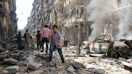 Nga - My nhat tri tim kiem bien phap giai quyet khung hoang Aleppo - Anh 1