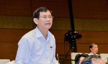Bo truong Bo Noi vu xin lui thoi han thong qua Luat ve hoi - Anh 2
