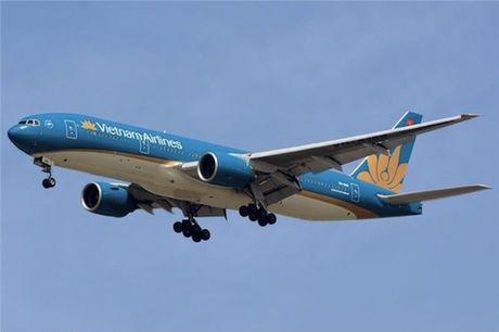 Vietnam Airlines dau tu thiet bi an toan cho tre duoi 2 tuoi - Anh 1