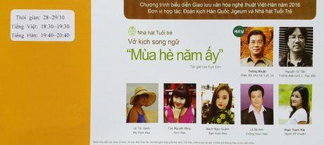 Vo kich song ngu Viet - Han 'Mua he nam ay' chinh thuc bieu dien tai Viet Nam - Anh 5