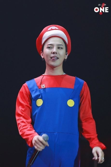 Goi y hoa trang Halloween tu idol Han - Anh 5