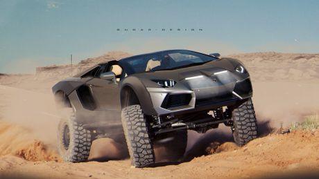 Nhung ban concept sieu xe cuc doc dao va an tuong - Anh 2