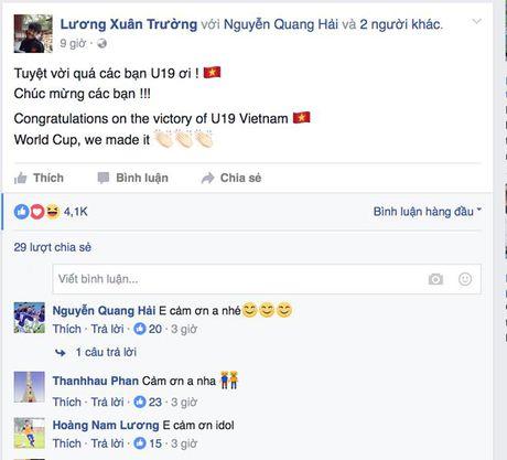 HLV Calisto, cac dan anh ca tung chien cong cua U19 Viet Nam - Anh 3