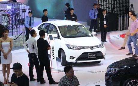 Toyota Vios 2016: Khi xe ban chay tang toc - Anh 1