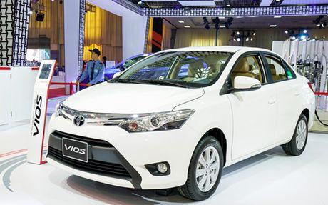Toyota Vios 2016: Khi xe ban chay tang toc - Anh 3
