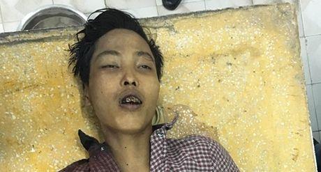 Tim than nhan thanh nien tu vong do tai nan - Anh 1