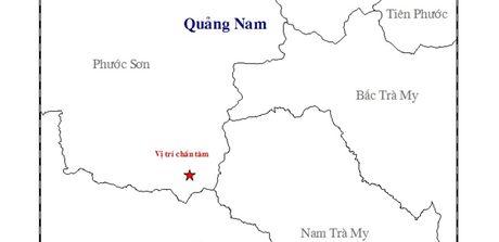 Lai xay ra dong dat tai Quang Nam - Anh 1