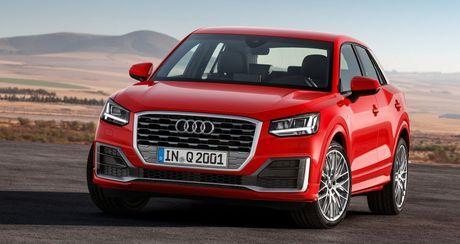 Audi Q2 chinh thuc 'trinh lang' tai thi truong Viet - Anh 1