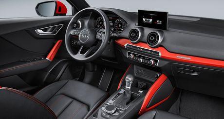 Audi Q2 chinh thuc 'trinh lang' tai thi truong Viet - Anh 2