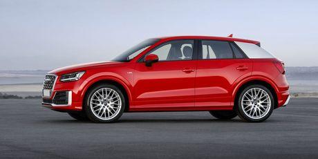 Audi Q2 chinh thuc 'trinh lang' tai thi truong Viet - Anh 3