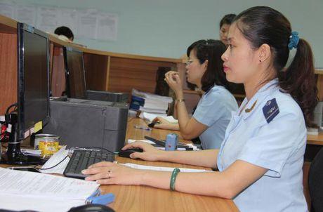 Hai quan Hai Phong truoc muc tieu thu ngan sach 48.940 ty dong - Anh 1