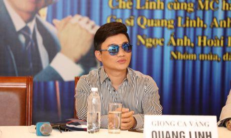 Quang Linh: 'Toi khong so lay vo!' - Anh 4