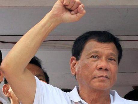 Tong thong Philippines: San sang vao tu de 'diet' toi pham ma tuy - Anh 1