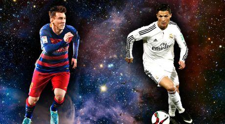 Ronaldo, Messi van la ung vien sang gia nhat cua Ballon d'Or 2016 - Anh 1