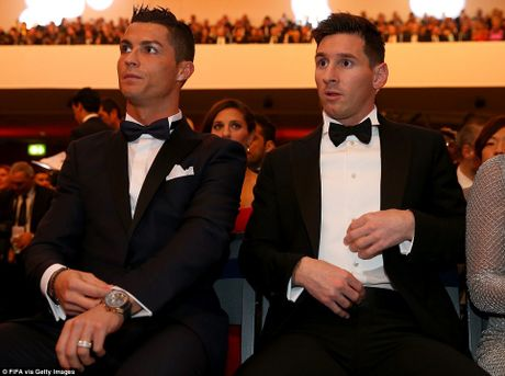 Ronaldo, Messi van la ung vien sang gia nhat cua Ballon d'Or 2016 - Anh 5