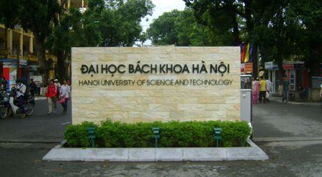 Truong DH Bach khoa HN thanh dai hoc tu chu, hoc phi 14 trieu dong/nam - Anh 1