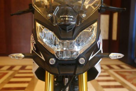 Honda CBF190X 2017 ra mat tai Trung Quoc co the ve Viet Nam - Anh 5