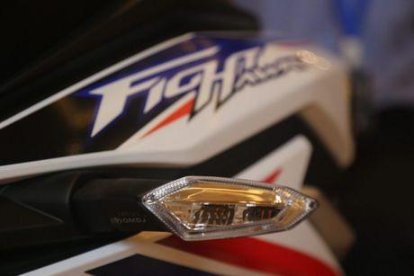 Honda CBF190X 2017 ra mat tai Trung Quoc co the ve Viet Nam - Anh 6