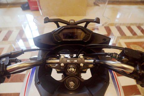 Honda CBF190X 2017 ra mat tai Trung Quoc co the ve Viet Nam - Anh 7