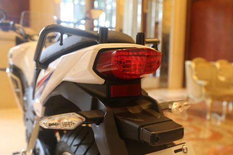 Honda CBF190X 2017 ra mat tai Trung Quoc co the ve Viet Nam - Anh 9