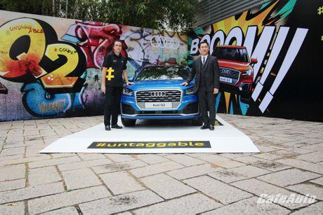 Dien kien SUV Audi Q2 tai Viet Nam - Anh 1