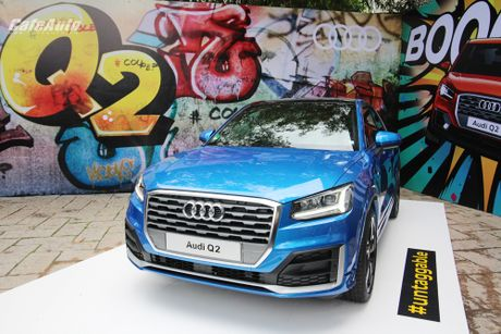 Dien kien SUV Audi Q2 tai Viet Nam - Anh 2