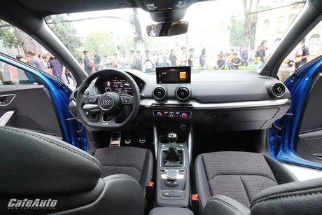 Dien kien SUV Audi Q2 tai Viet Nam - Anh 4