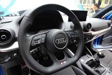 Dien kien SUV Audi Q2 tai Viet Nam - Anh 6