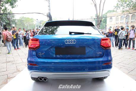 Dien kien SUV Audi Q2 tai Viet Nam - Anh 9