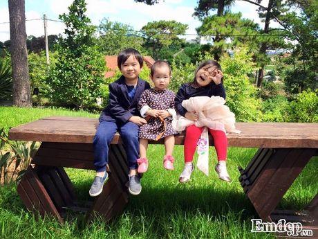 Bi quyet du lich cho gia dinh nhieu tre nho cua Ly Hai - Minh Ha - Anh 3