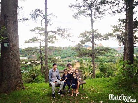 Bi quyet du lich cho gia dinh nhieu tre nho cua Ly Hai - Minh Ha - Anh 5