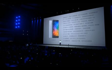 Xiaomi Mi Note 2 ra mat: man cong, Snapdragon 821, RAM 6GB, camera 22,5MP - Anh 10