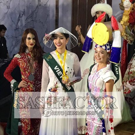 Nam Em vao top thi sinh co thanh tich tot nhat Miss Earth 2016 - Anh 4