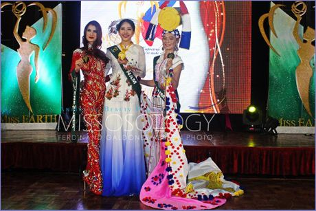 Nam Em vao top thi sinh co thanh tich tot nhat Miss Earth 2016 - Anh 5