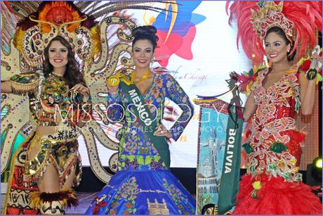 Nam Em vao top thi sinh co thanh tich tot nhat Miss Earth 2016 - Anh 8