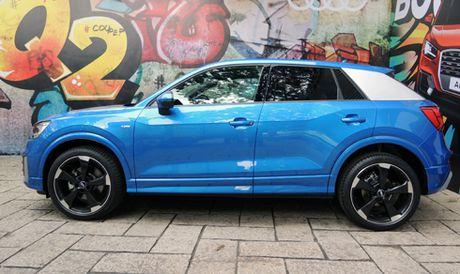 Audi Q2 xuat hien tai Viet Nam - Anh 1