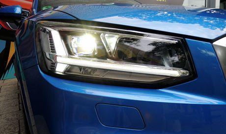 Audi Q2 xuat hien tai Viet Nam - Anh 5