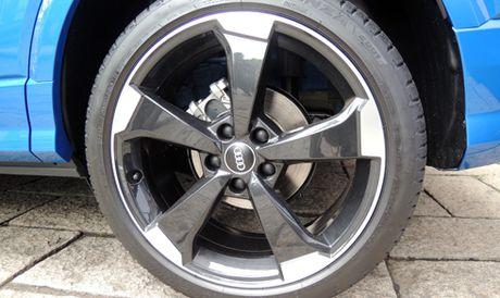 Audi Q2 xuat hien tai Viet Nam - Anh 6