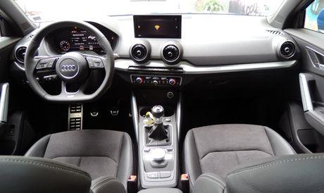 Audi Q2 xuat hien tai Viet Nam - Anh 7